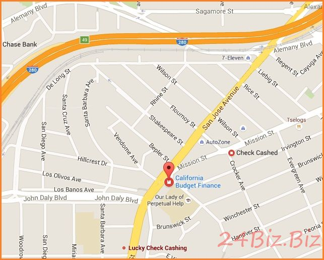 offline cash advance loan store daly city ca usa