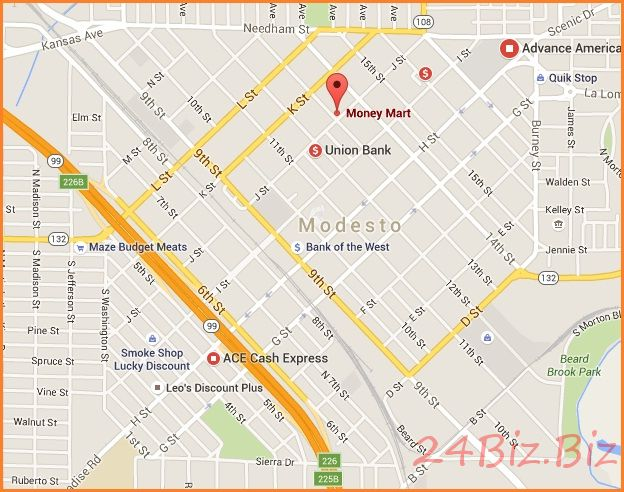 offline cash advance loan store modesto ca usa