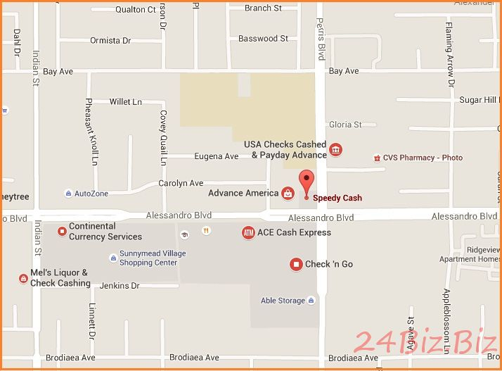 offline cash advance loan store moreno valley ca usa