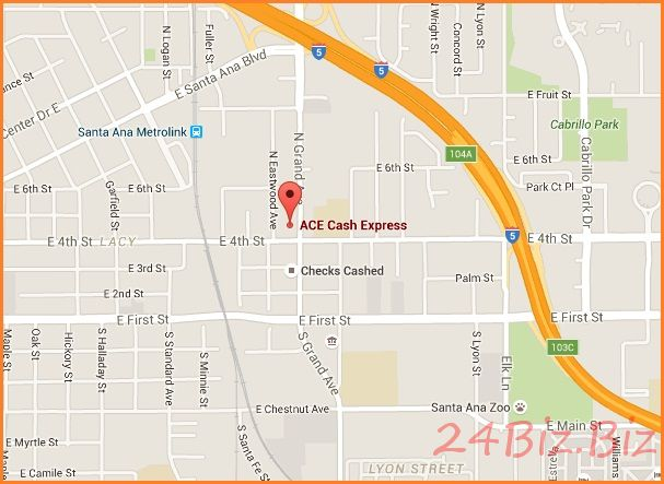 offline cash advance loan store santa ana ca usa