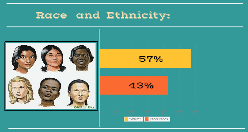 race and ethnicity of payday loan borrower in Colorado USA