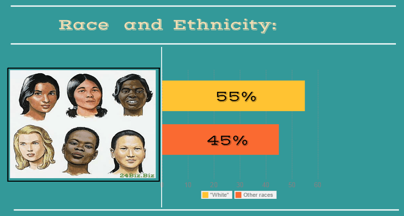 race and ethnicity of payday loan borrower in Ohio USA