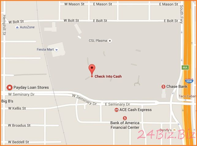 offline cash advance loan store fort worth tx usa