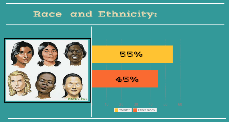 race and ethnicity of payday loan borrower in Virginia USA